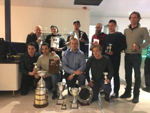 Nummela Hockey League Palkintogaala pidettiin kiirastorstaina