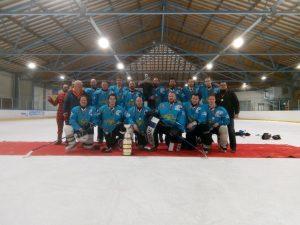 Sakesa Team Lassi Kaiponen Cup mestari 2017-18