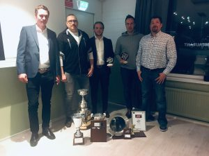 Nummela Hockey League Palkintogaala 2018-19