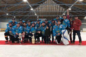 Sakesa Team uusi NHL mestaruutensa